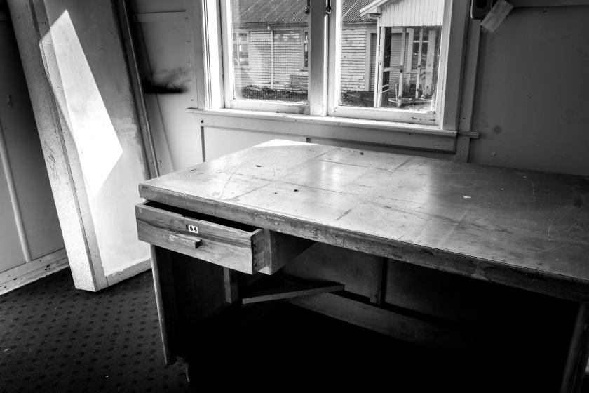 Abandoned Facility Kimberley Centre